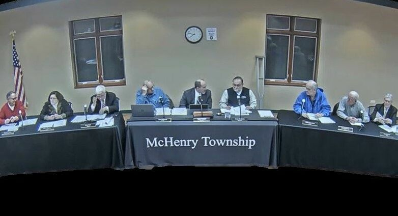 McHenry Township Board of Trustees